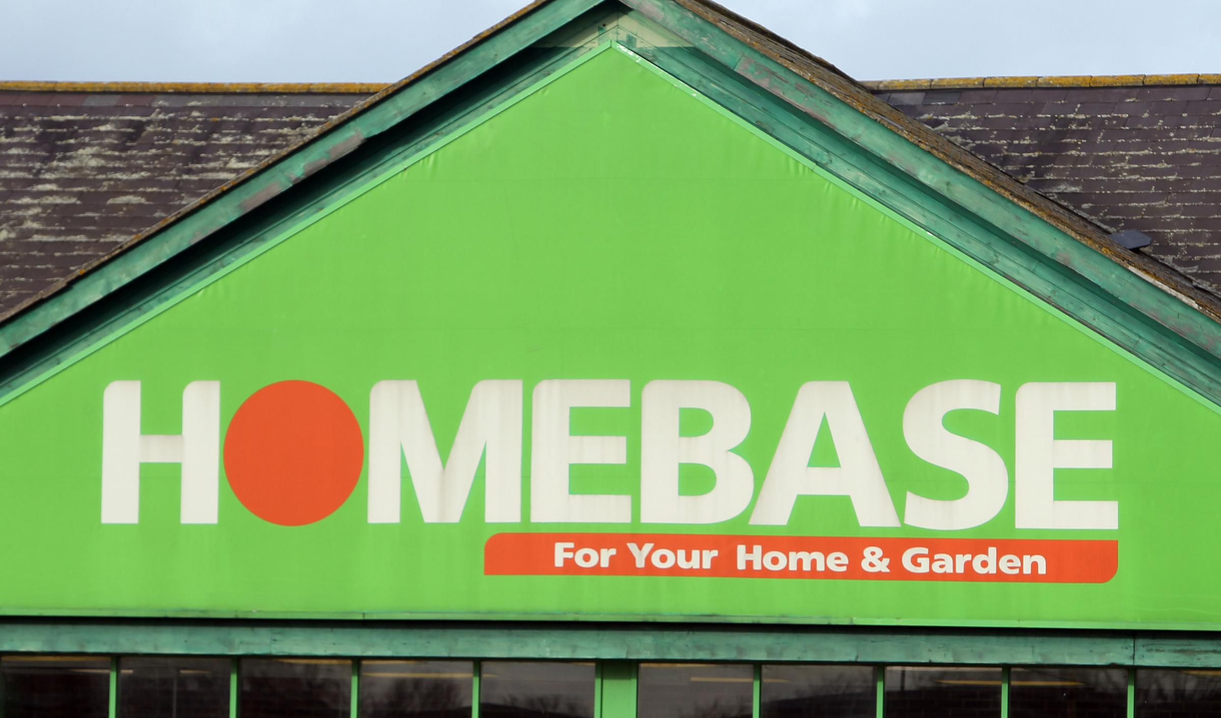 File photo dated 18/01/16 of a Homebase store sign. DIY chain Homebase has said it is cutting 303 jobs at its support centre in Milton Keynes. PRESS ASSOCIATION Photo. Issue date: Thursday June 28, 2018. See PA story CITY Homebase. Photo credit should rea