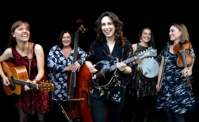 REVIEW: Midnight Skyracer at Lyceum Folk Club