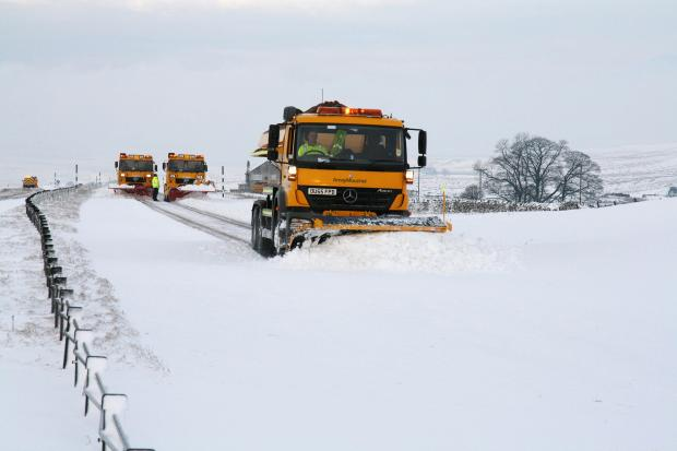 Met Office issues highest 'Red warning' over Gwent snowfall