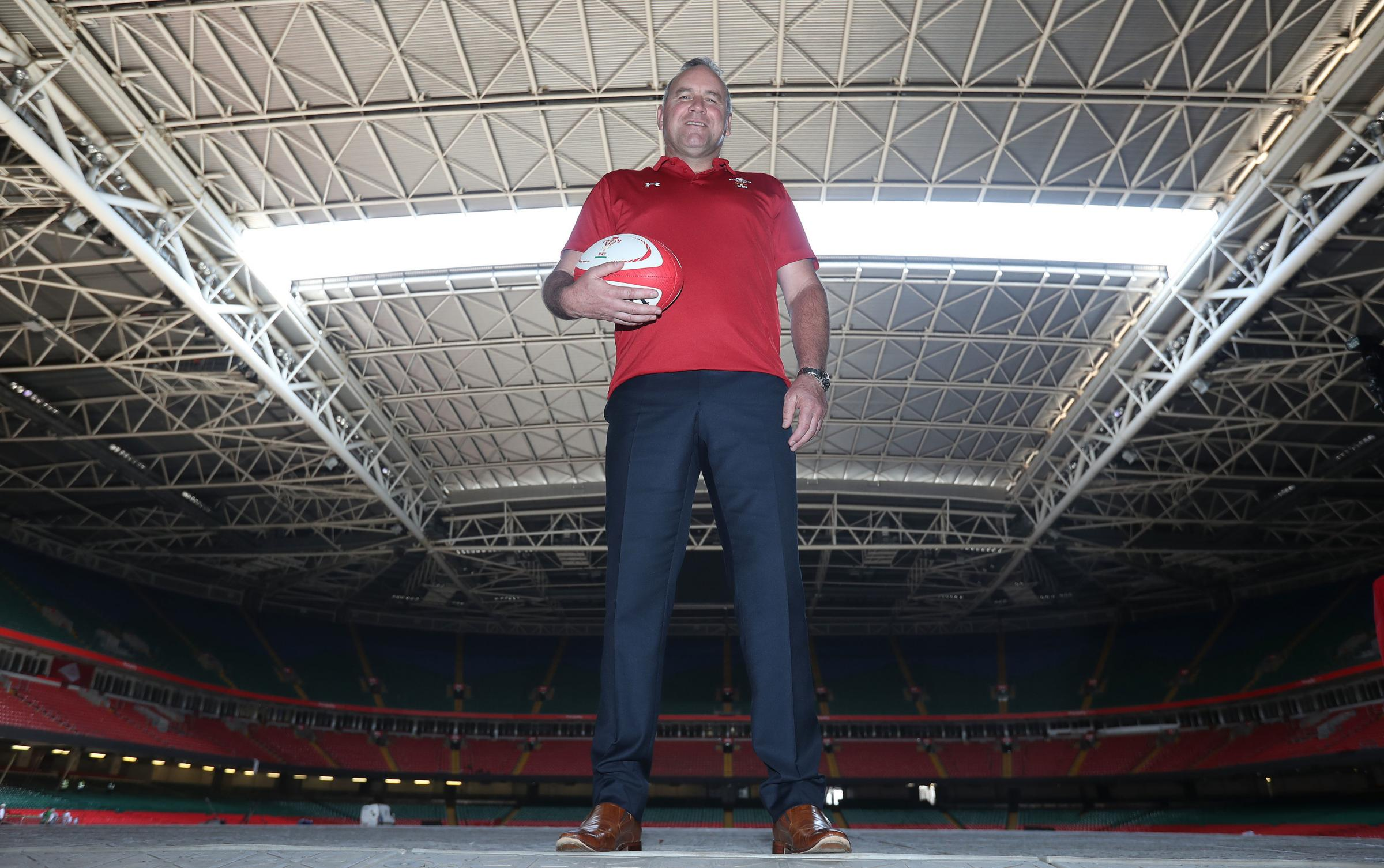 INCOMING: Wayne Pivac will replace Warren Gatland as Wales coach after next year's World Cup