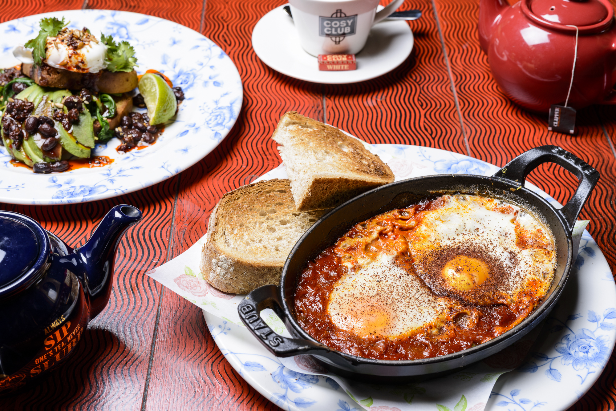 Cosy Club Bountiful Brunch is back