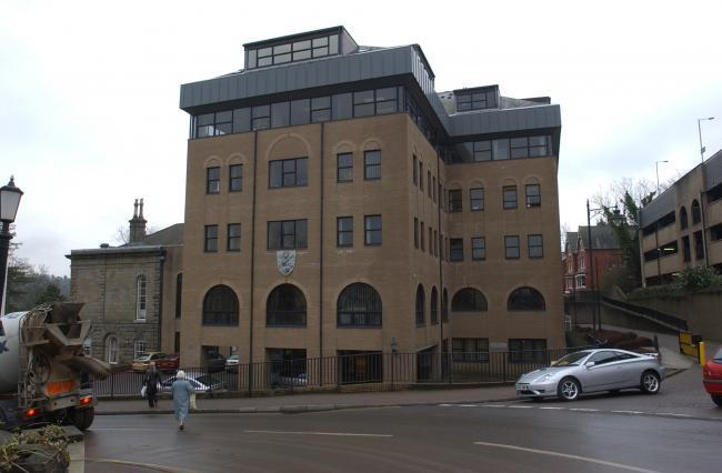 Torfaen council offices