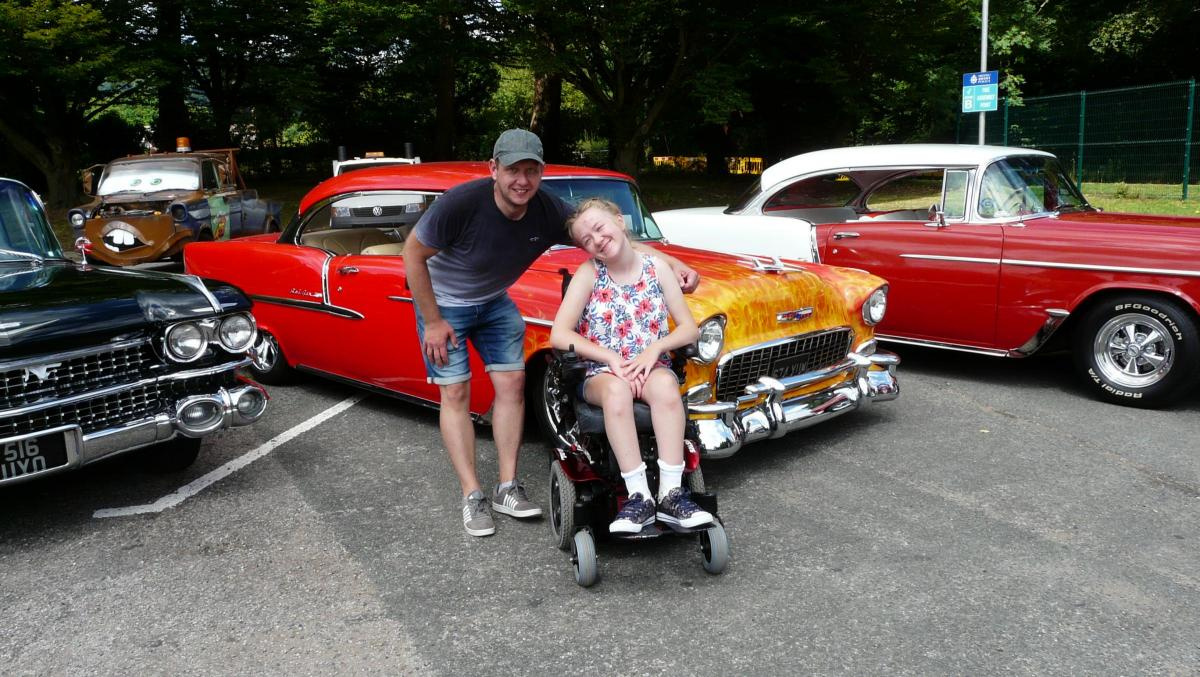 Mamhilad Park Estate Hosts Inaugural Charity Classic Car Show - When is the next car show near me