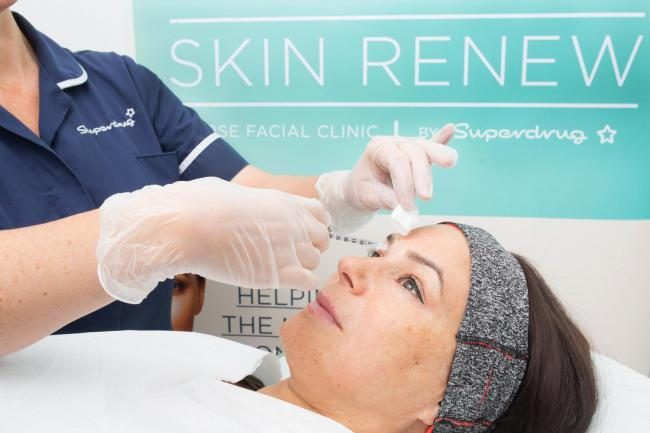 Superdrug Brings Botox And Dermal Filler Treatments To The High
