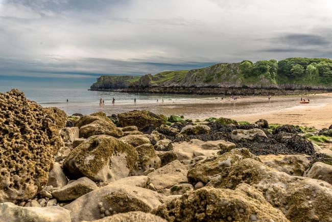 Barafundle bay is a pristine bay and beach which is a 10 minute walk along the pembrokeshire coastal path..
