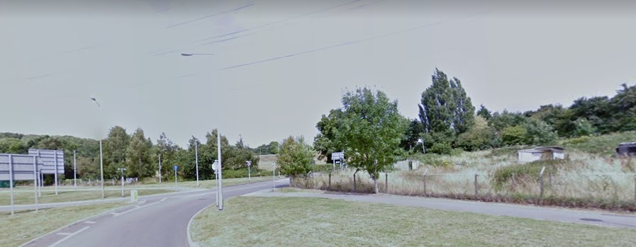 NEWPORT: The entrance leading to Cot Hill which will soon be temporarily closed. Picture: Google Maps