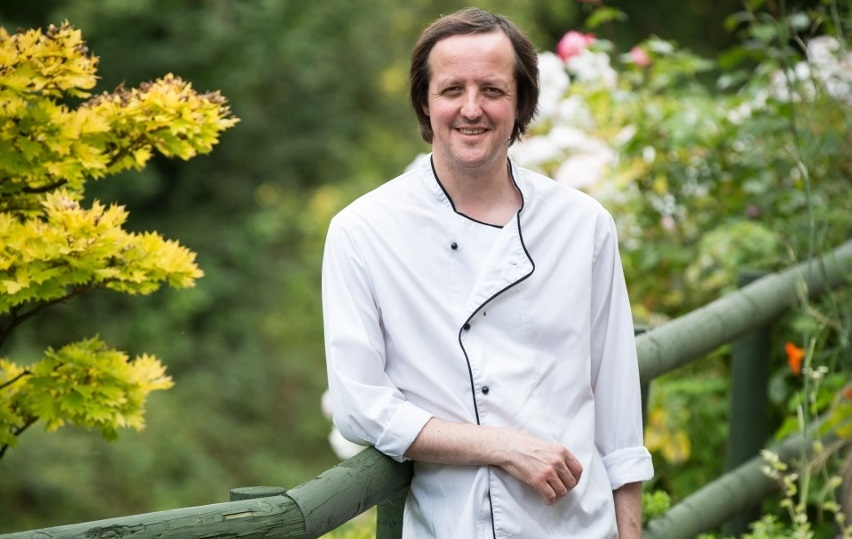 FIRST PERSON: Chris Harrod, top chef and star of BBC's Great British Menu