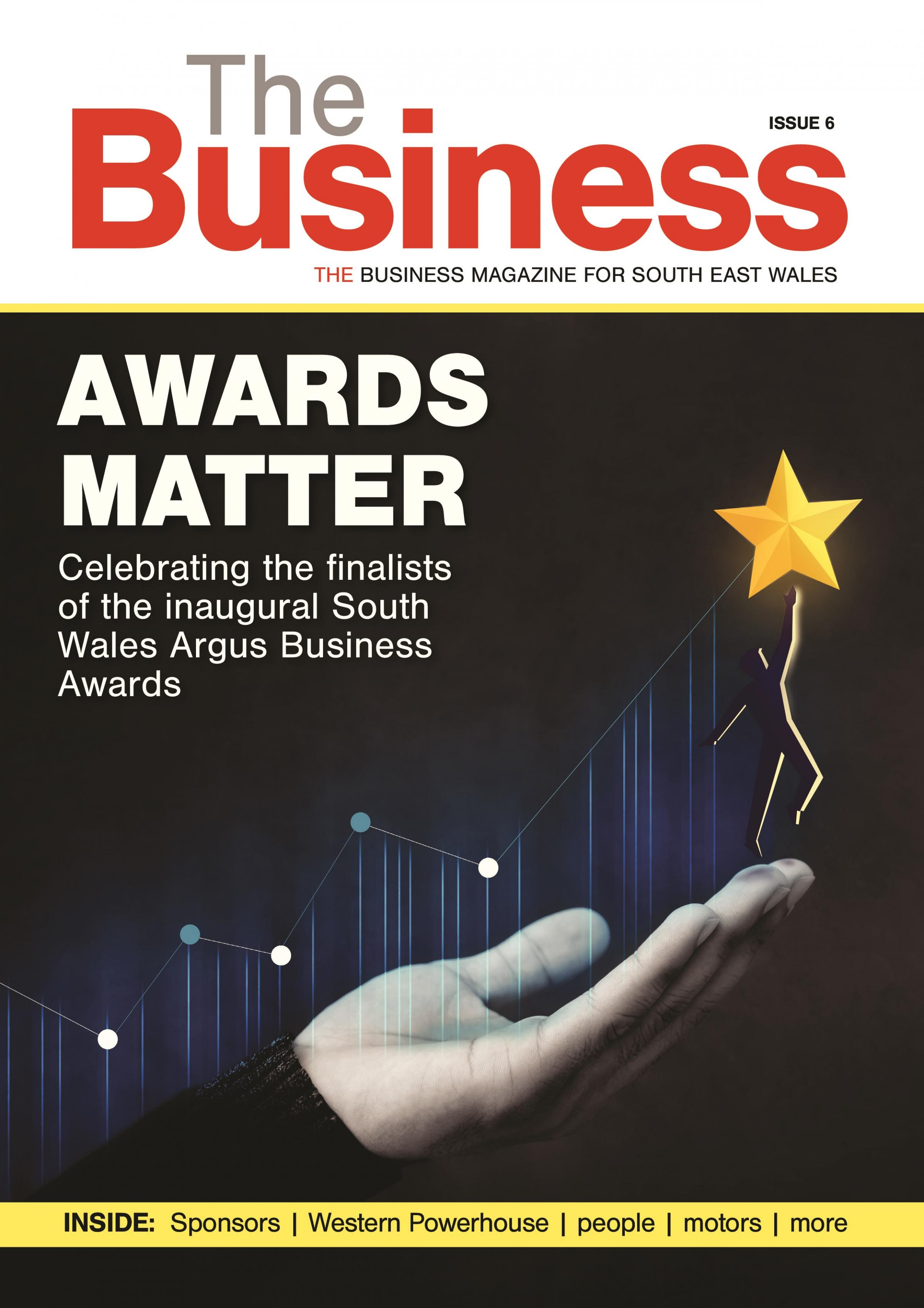 The Business: Issue 6