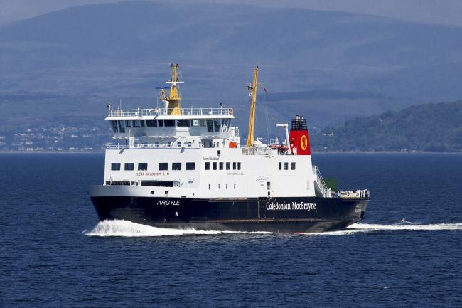 Shipyard must meet cost of ferry construction delays, MSPs