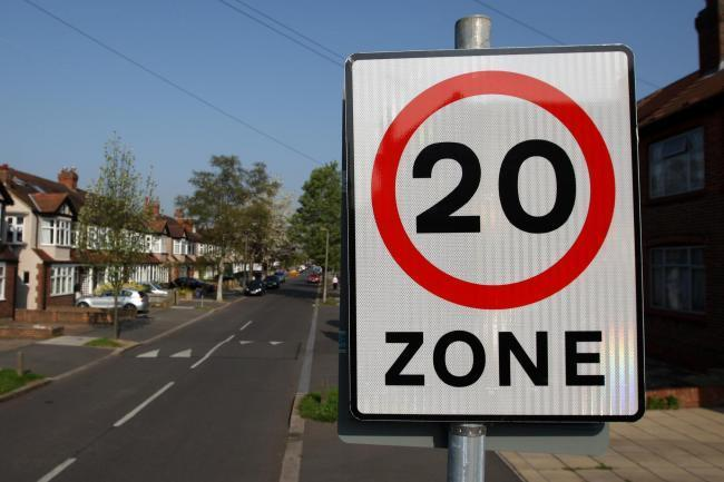 TIME FOR CHANGE: A 20mph limit makes sense for our overloaded streets