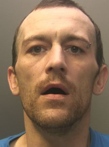 Gwent Police are appealing for information to find 38-year-old Dean Jenkins from the Risca area