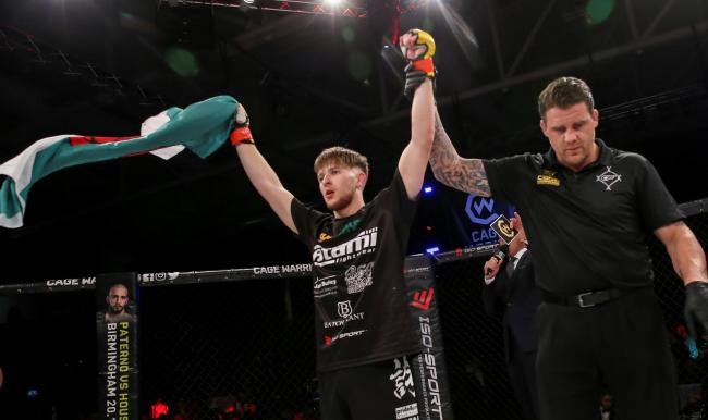 Cage Warriors 100: Title triumph a Shore thing for unbeaten