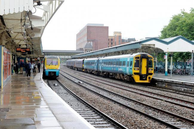 commuters are being warned disruption to rail services will continue