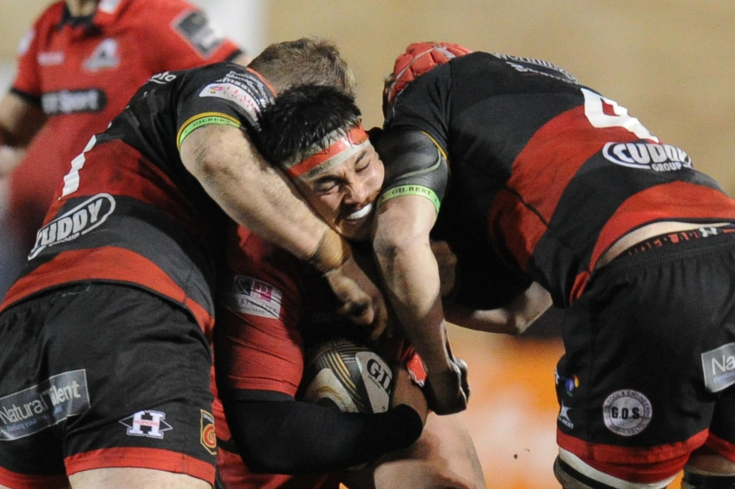 Dragons aim to plug leaking defence against Edinburgh