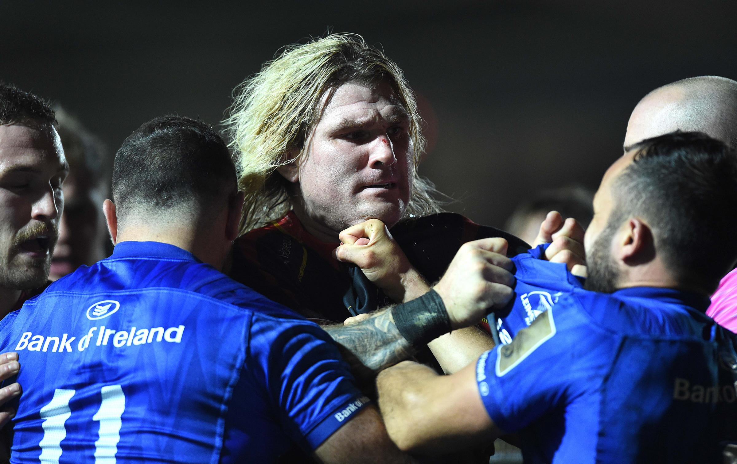 Dragons have to restore pride in Northampton after Leinster nightmare - Hibbard