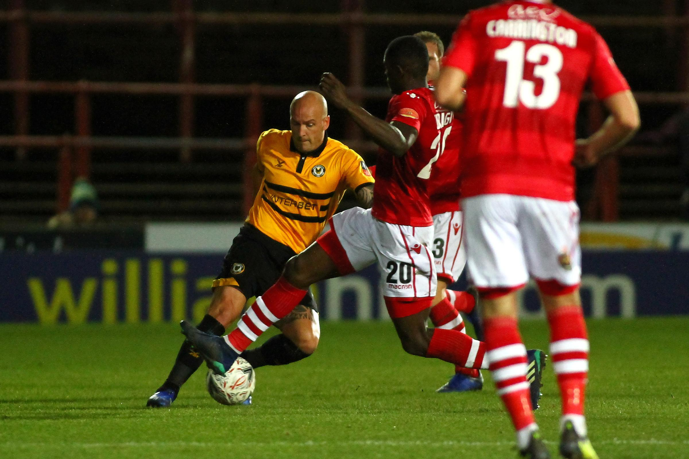 BBC pick Newport County or Wrexham's FA Cup clash with Leicester