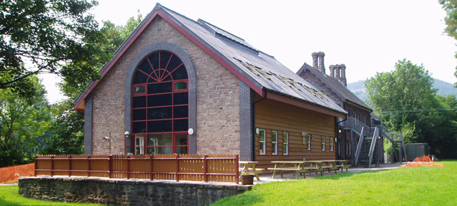 Talybont outdoor education centre
