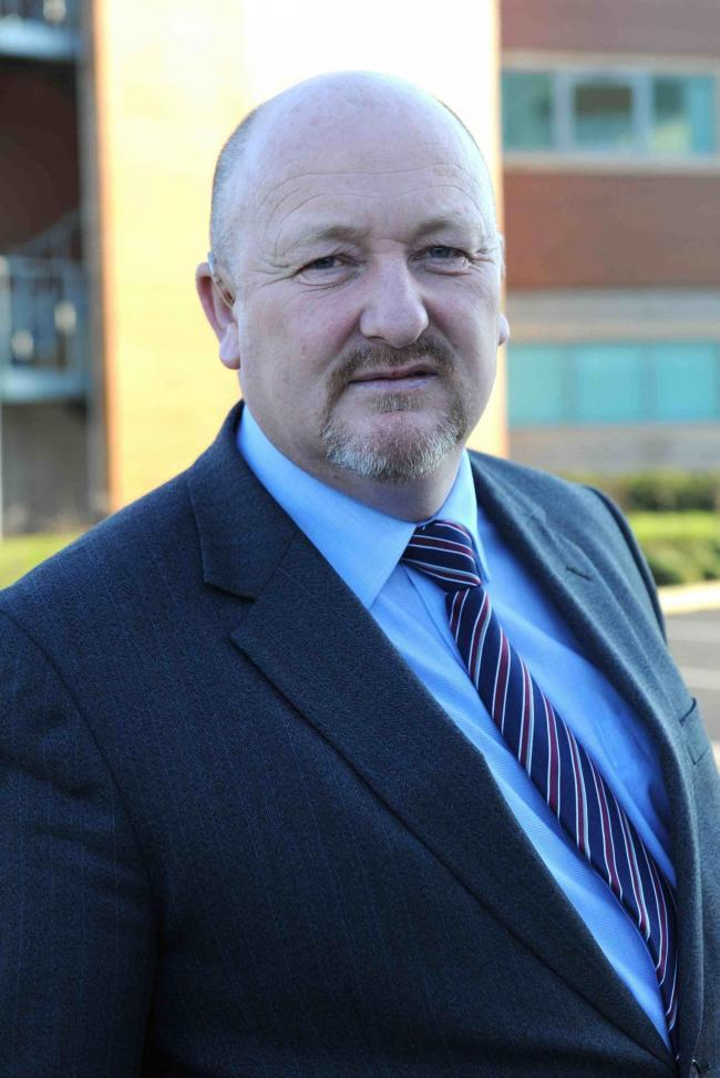 "Council leader Peter Fox said the council is consulting on ""very difficult proposals"""