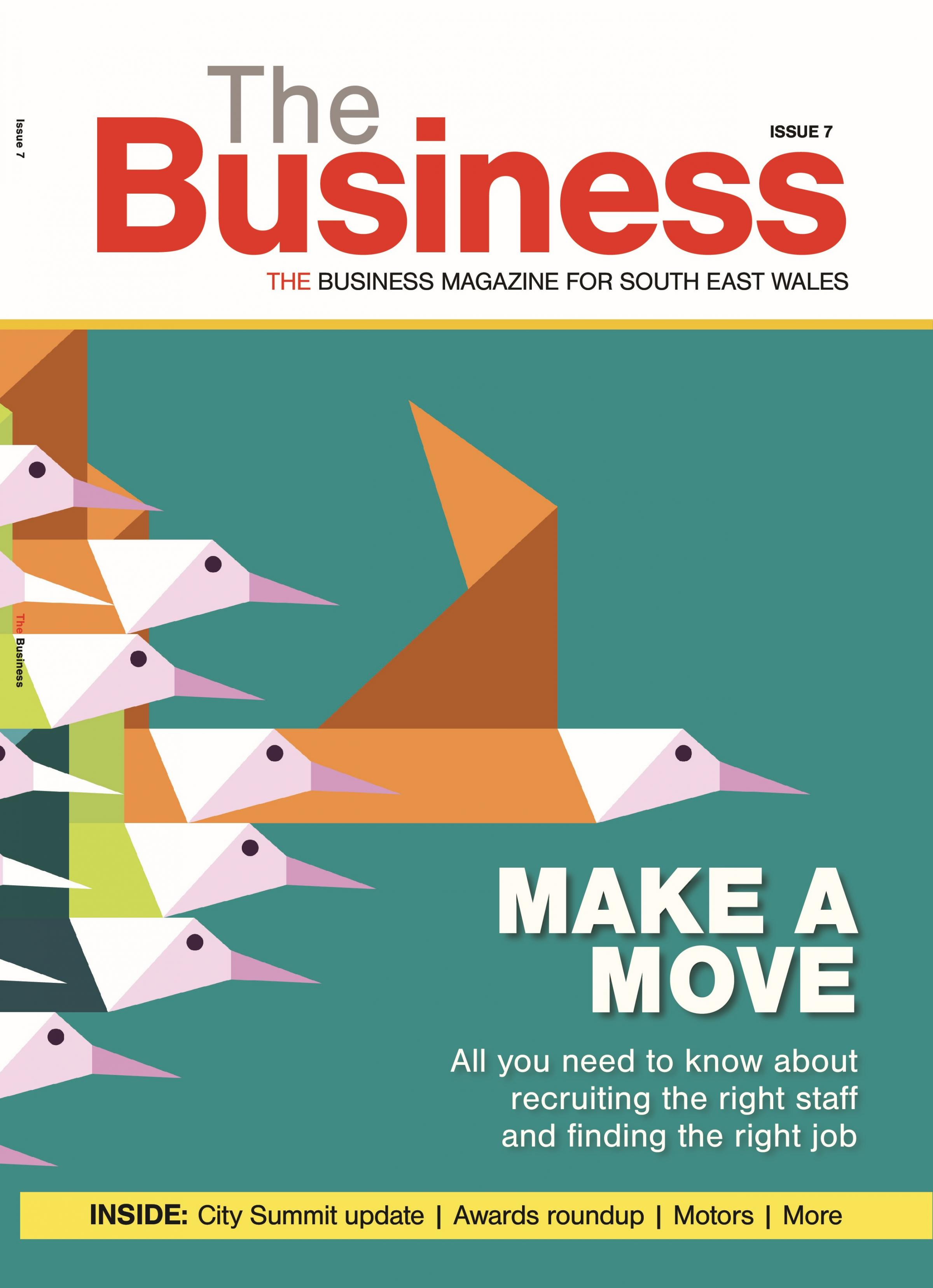 THE BUSINESS: Issue 7 - all about recruitment