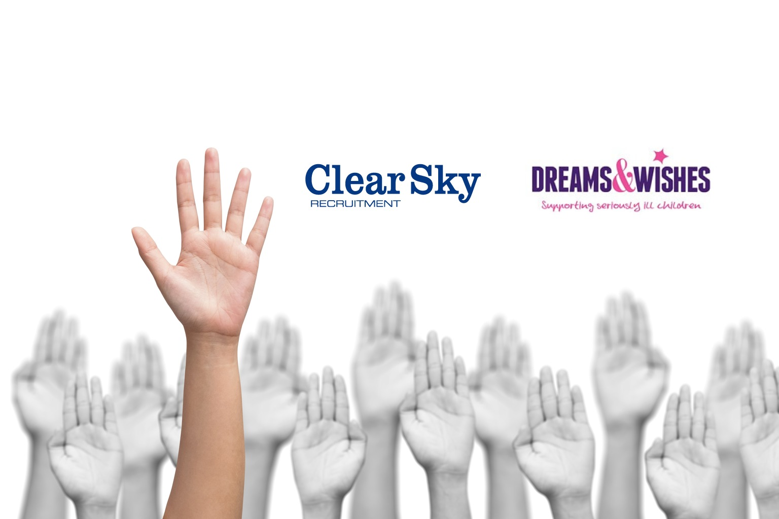 Recruitment firm ClearSky helps charity