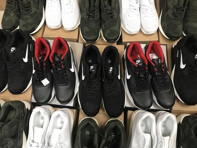 3a8b1ec6830d7c Iranian man jailed for selling fake Nike Lacoste and North Face ...