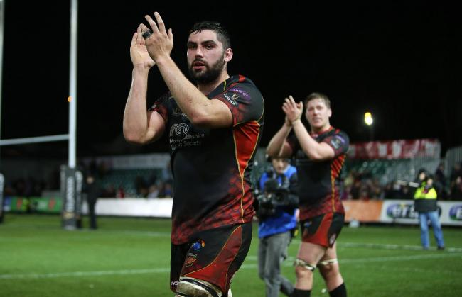 Ryan: Dragons won't rush Hill back after World Cup woe