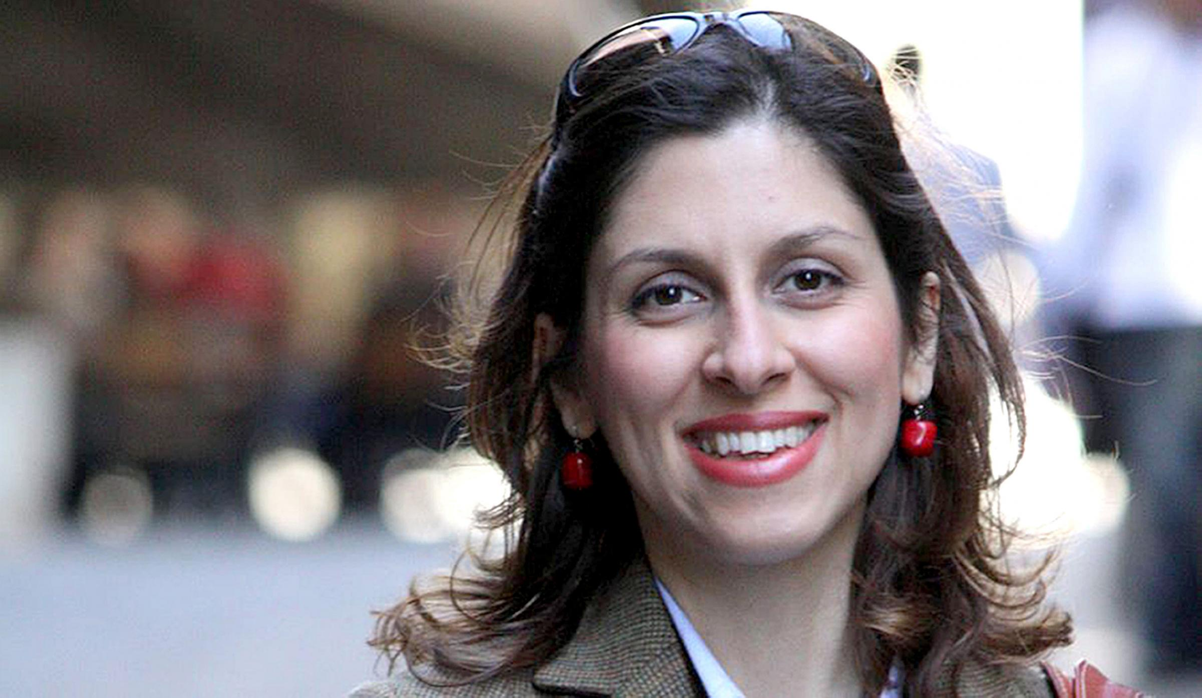 BEST QUALITY AVAILABLE.Undated family handout file photo of British-Iranian mother charity worker Nazanin Zaghari-Ratcliffe, detained in Tehran, who is to embark on a hunger strike over being denied health care, her husband said. PRESS ASSOCIATION Photo.