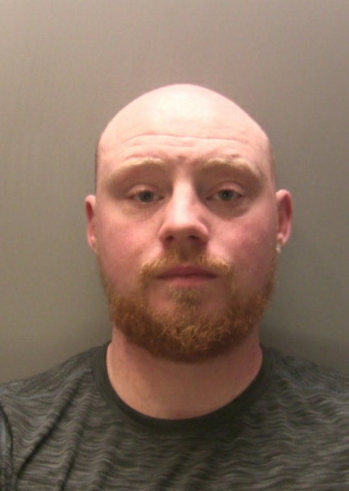 JAILED: Garth Morgan