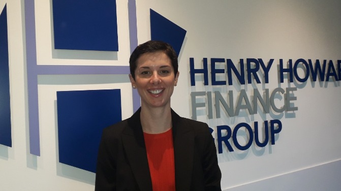 Vicky Williams, group financial controller, Henry Howard Finance