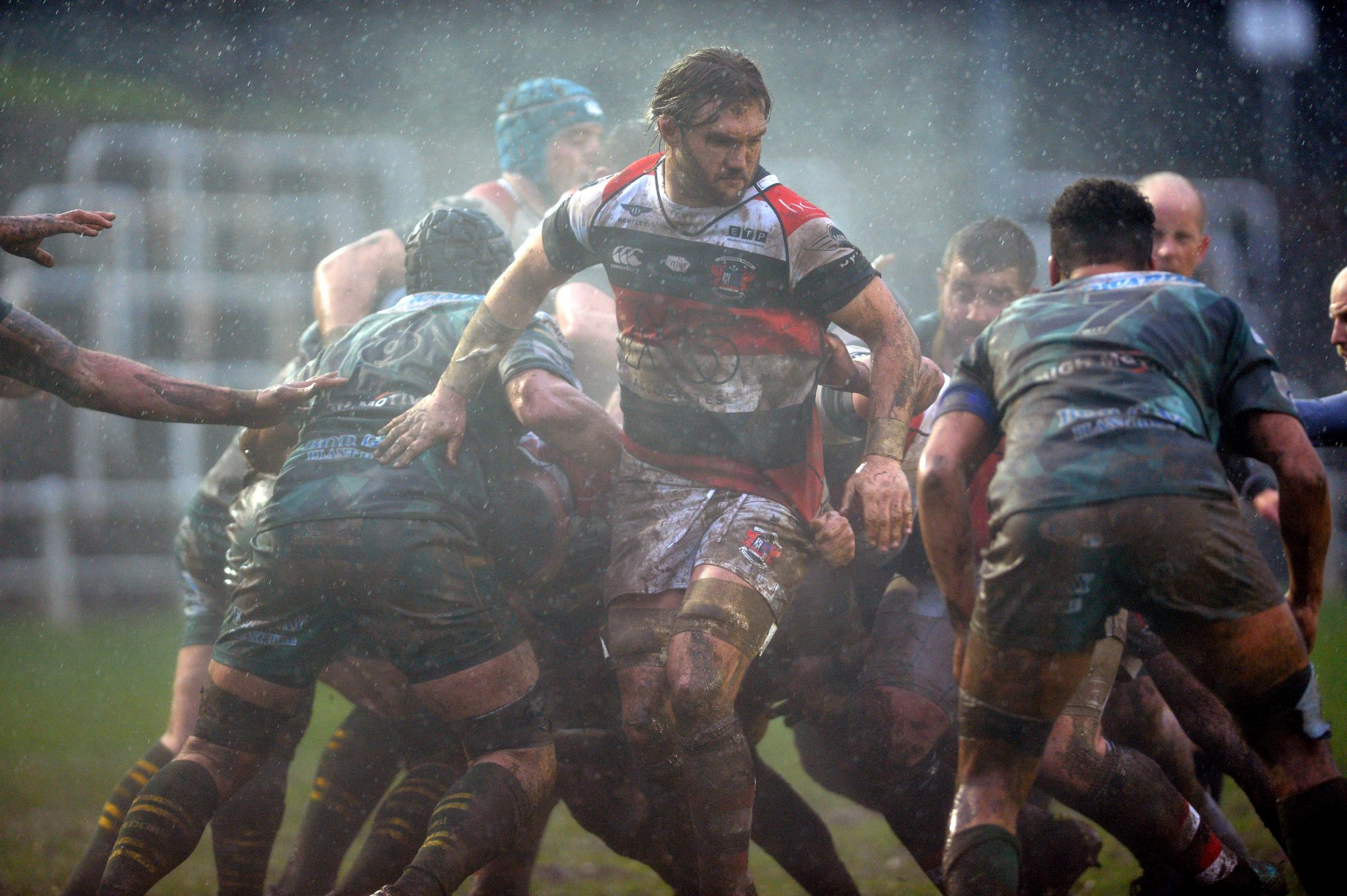 FAMILIAR TERRITORY: Flanker Rob Nash, a cup winner with Cross Keys, will return to Pandy Park with Pontypool. Picture: www.christinsleyphotography.co.uk.