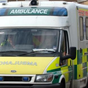 Five ambulances covering Gwent – worker's claim