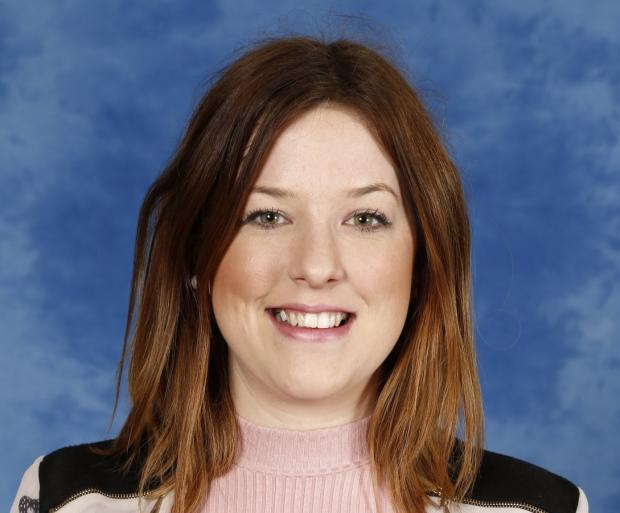 South Wales Argus: Councillor Arianna Leonard