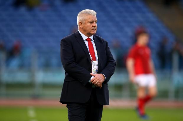 South Wales Argus: Wales head coach Warren Gatland admitted his side did not impress against Italy
