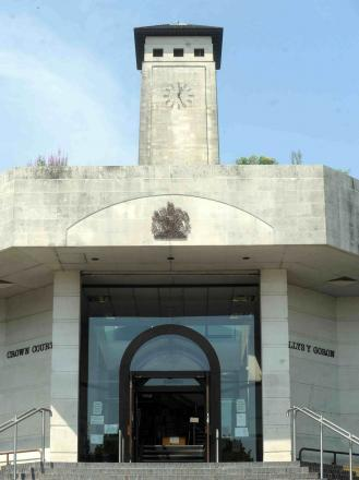 Dangerous driver who knocked down police officer in Newport faces jail