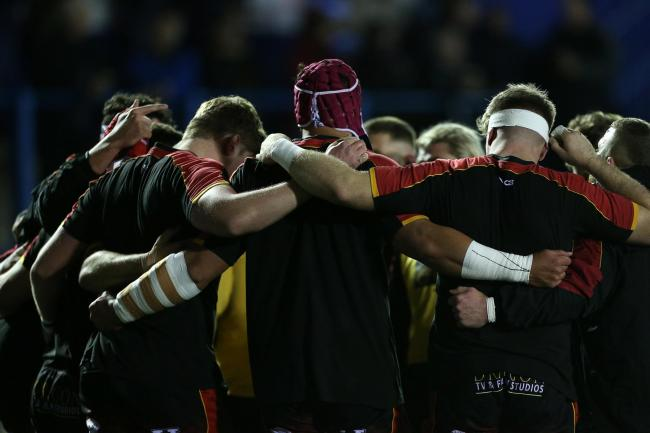 STAYING TIGHT: The Dragons squad, and those at the other three regions, have had to cope with uncertainty