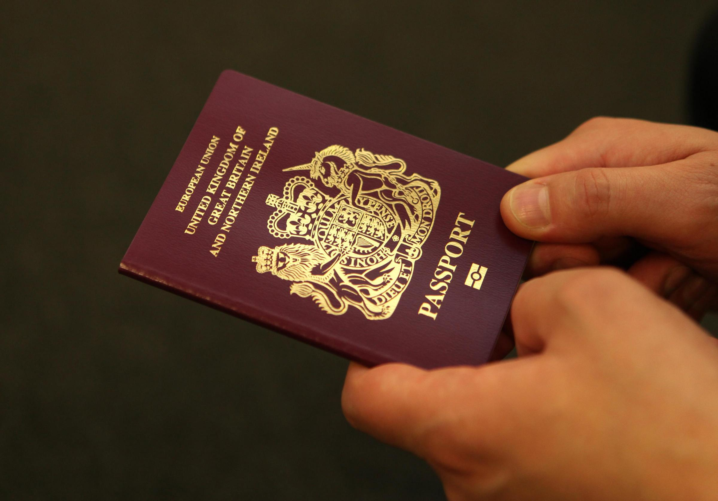Home Office urges people to check passport expiry dates ahead of Brexit