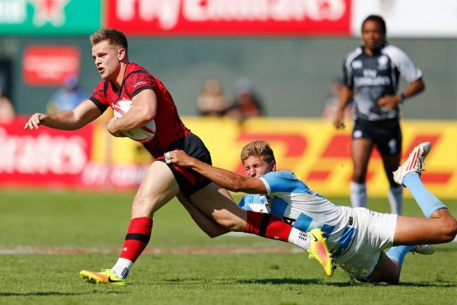 WELCOME RETURN: Pontypool's Ethan Davies is back to boost Wales in North America (Picture: World Rugby)