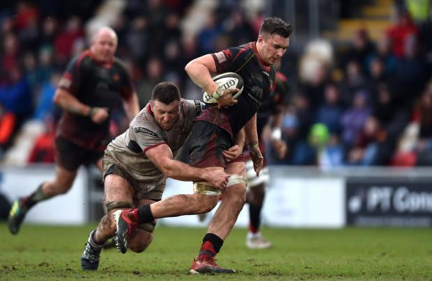 South Wales Argus: INJURY BLOW: Taine Basham