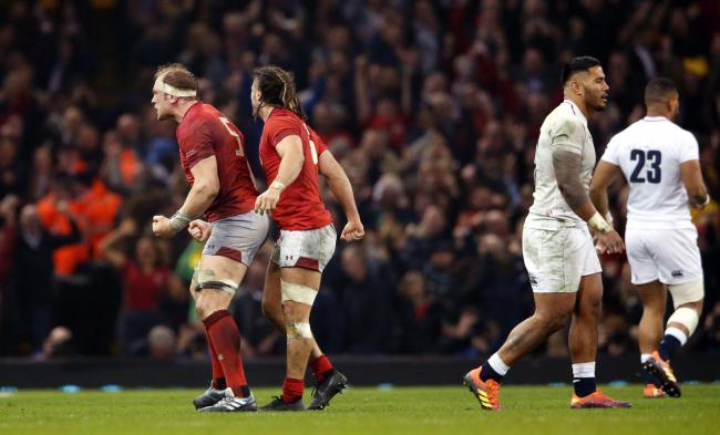 UNCERTAINTY: Wales are chasing a Grand Slam after beating England but are preparing for Scotland amid merger distraction