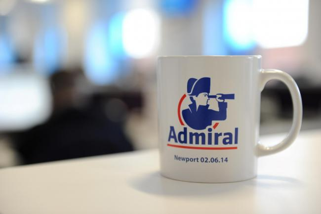 Picture of the day. New Admiral Office opens in Newport.