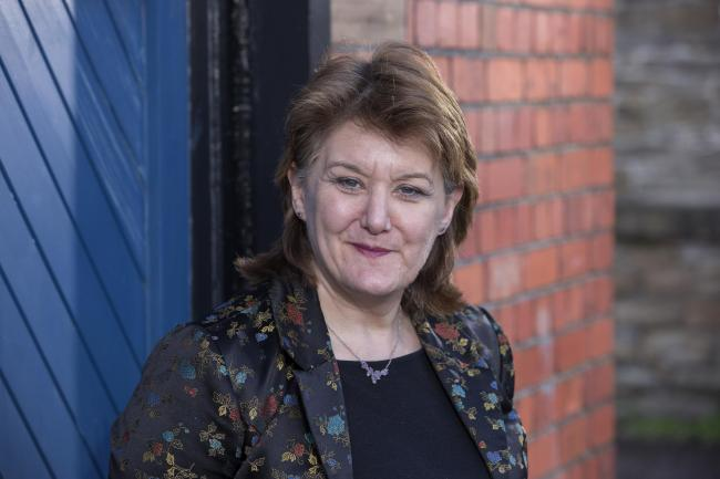 Liz Maher, former president of the South Wales Chamber of Commerce
