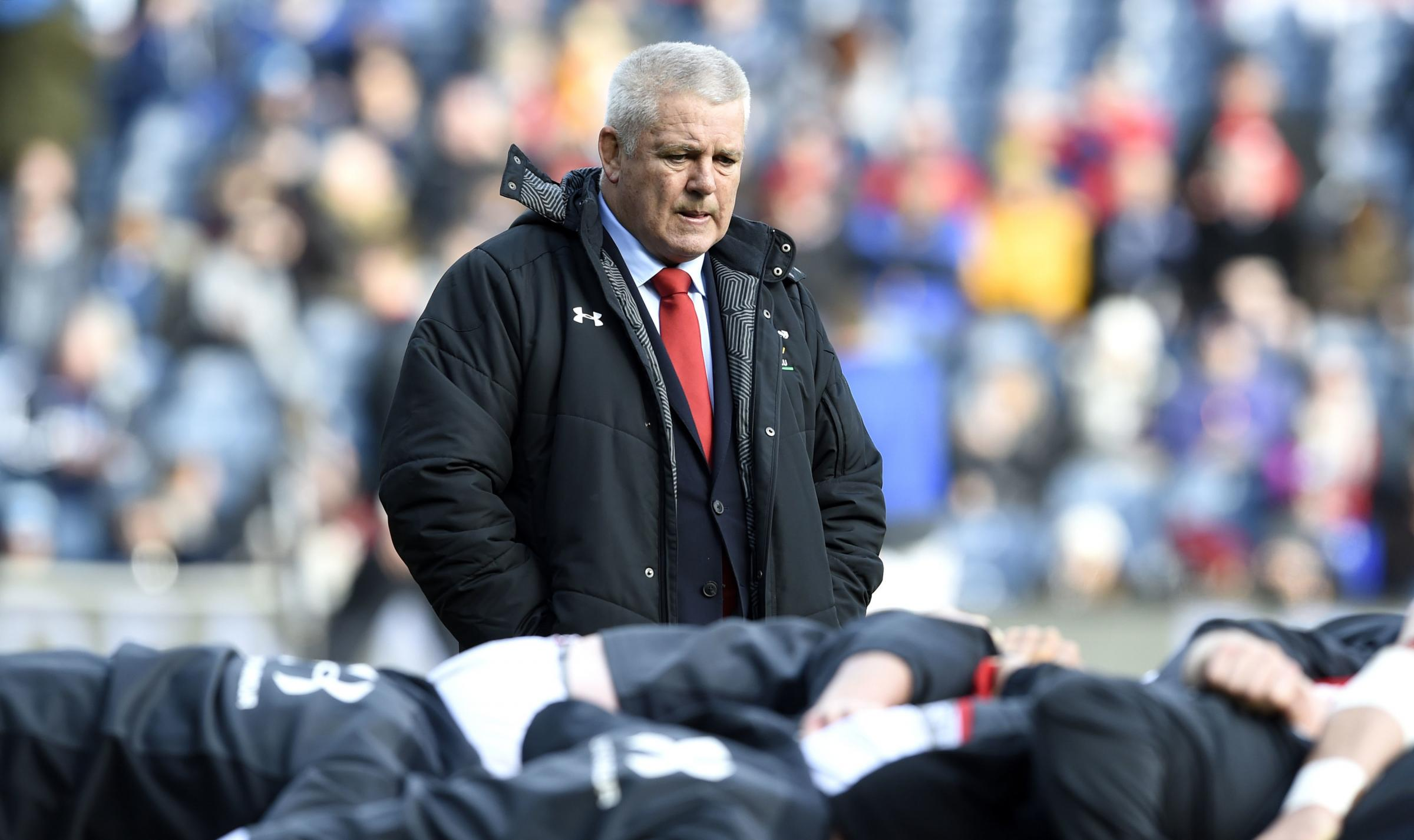 Gatland: Ireland would love to spoil Wales' Grand Slam party