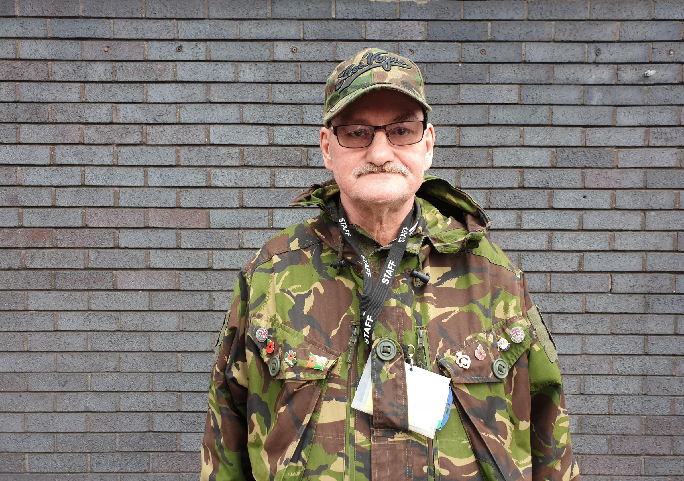 Steven Smith, a former social housing worker, could be made homeless