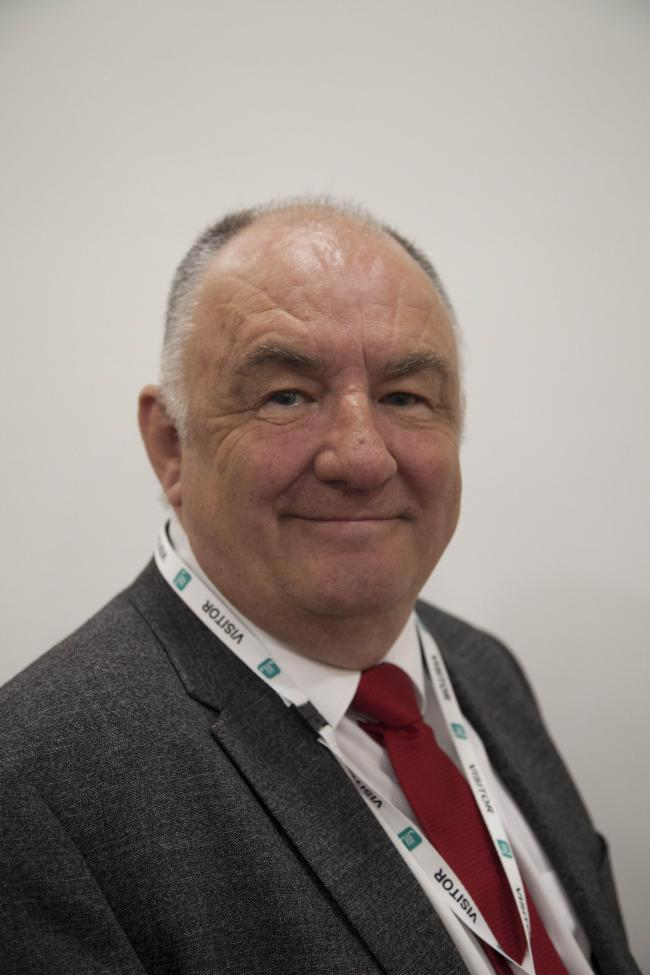 Councillor Alan Slade. Picture: Torfaen Council.