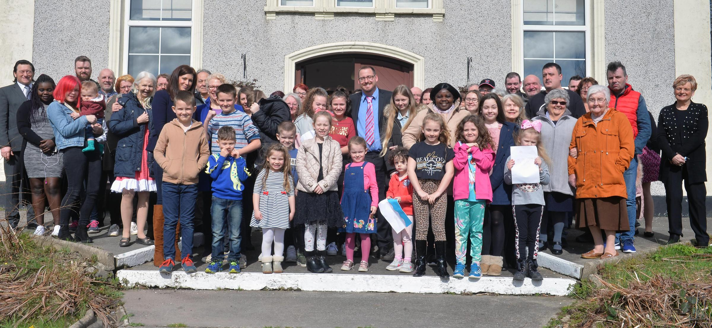 'I wanted to show him how much people love and support him,' says councillor after community raise £1,000 for pastor after burglary