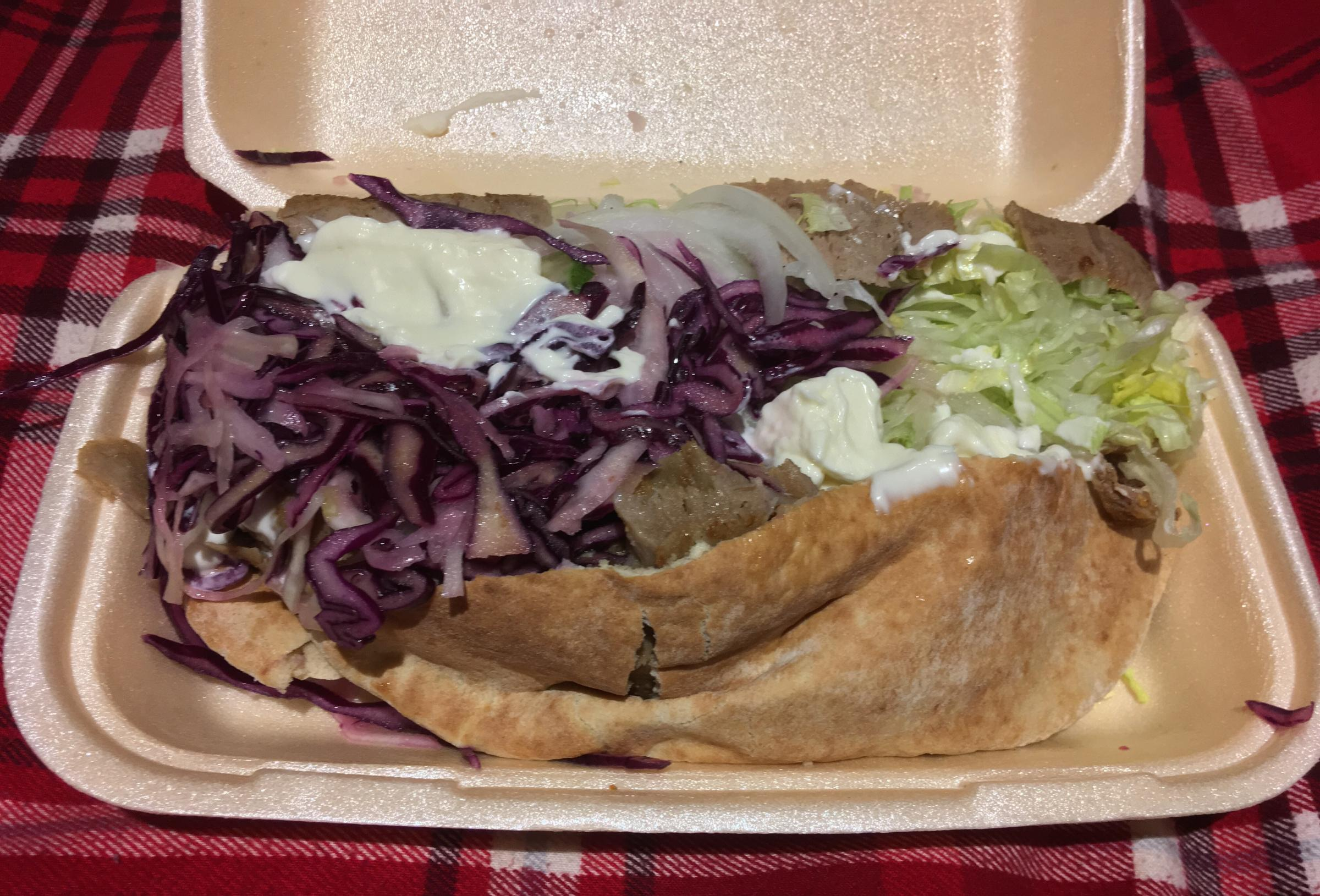 Newport's favourite takeaway food revealed to be kebabs
