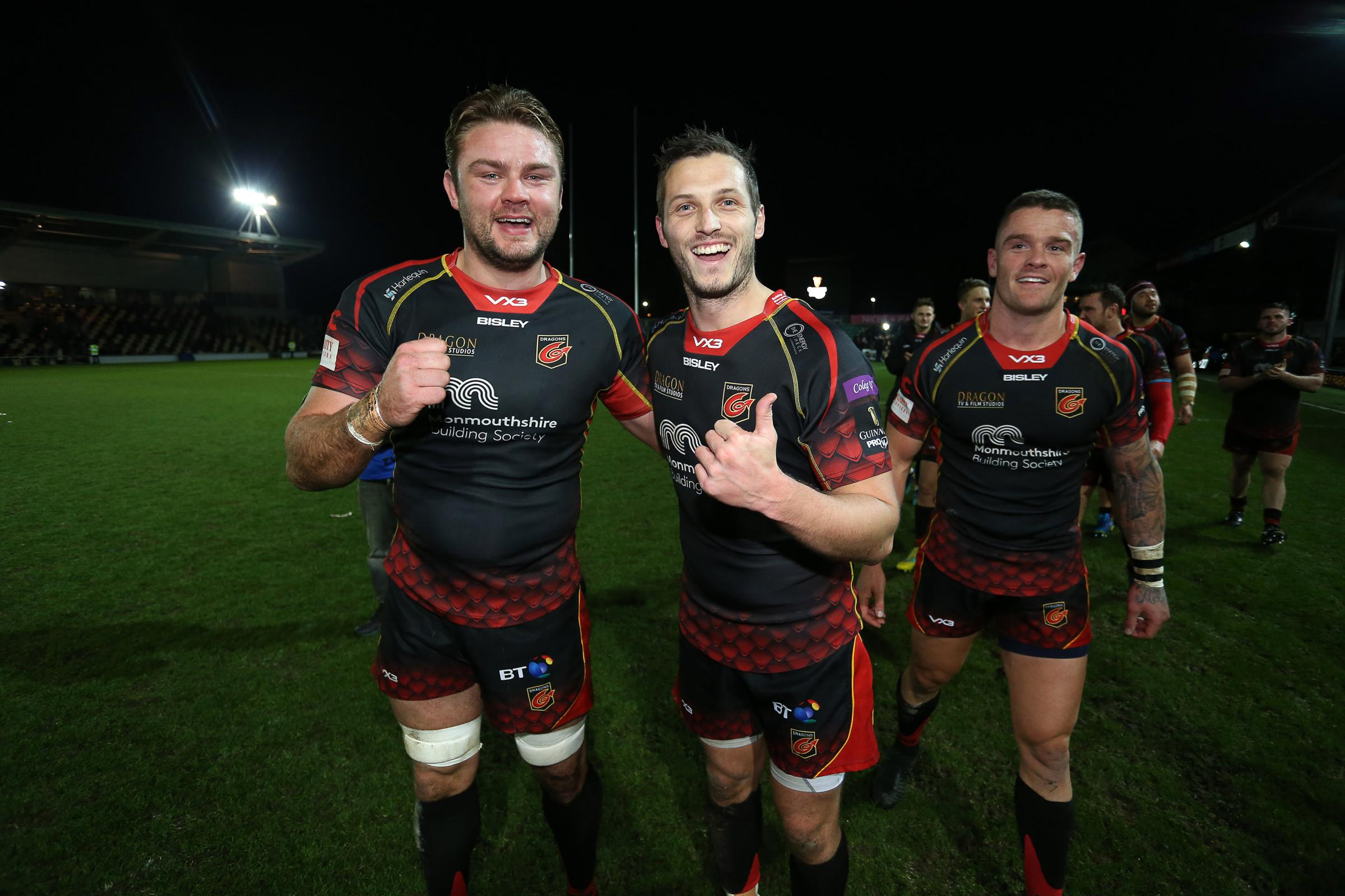 Dragons get green light for contracts as all four regions confirmed for next season