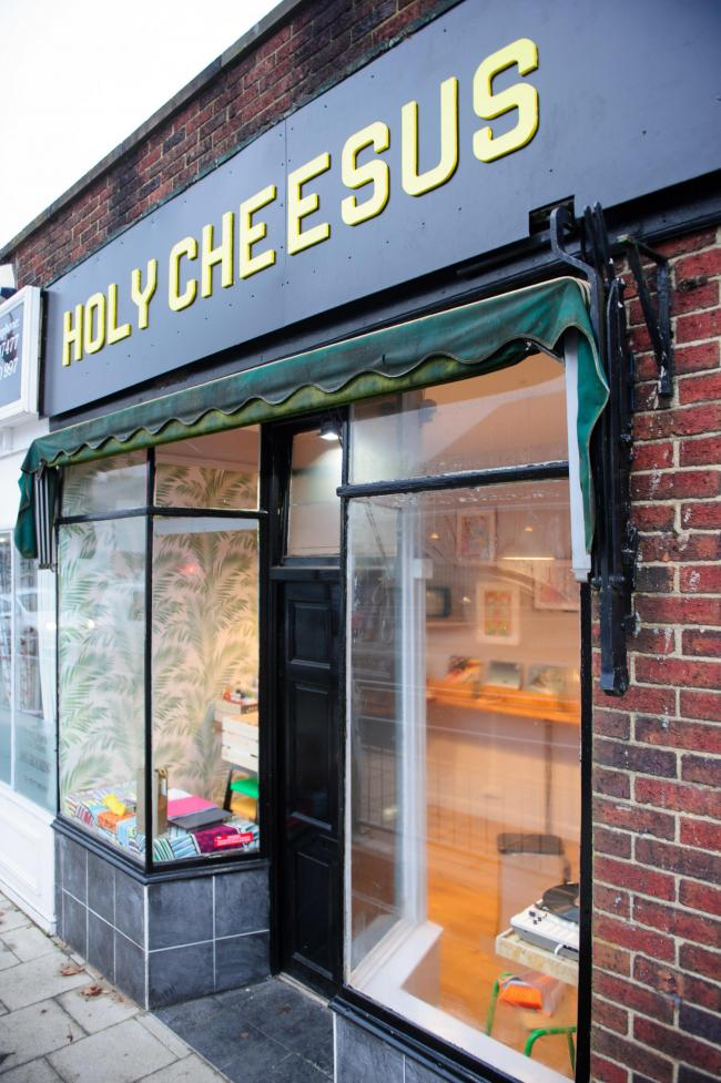 Last chance to apply to take over Holy Cheesus cheese café in Newport