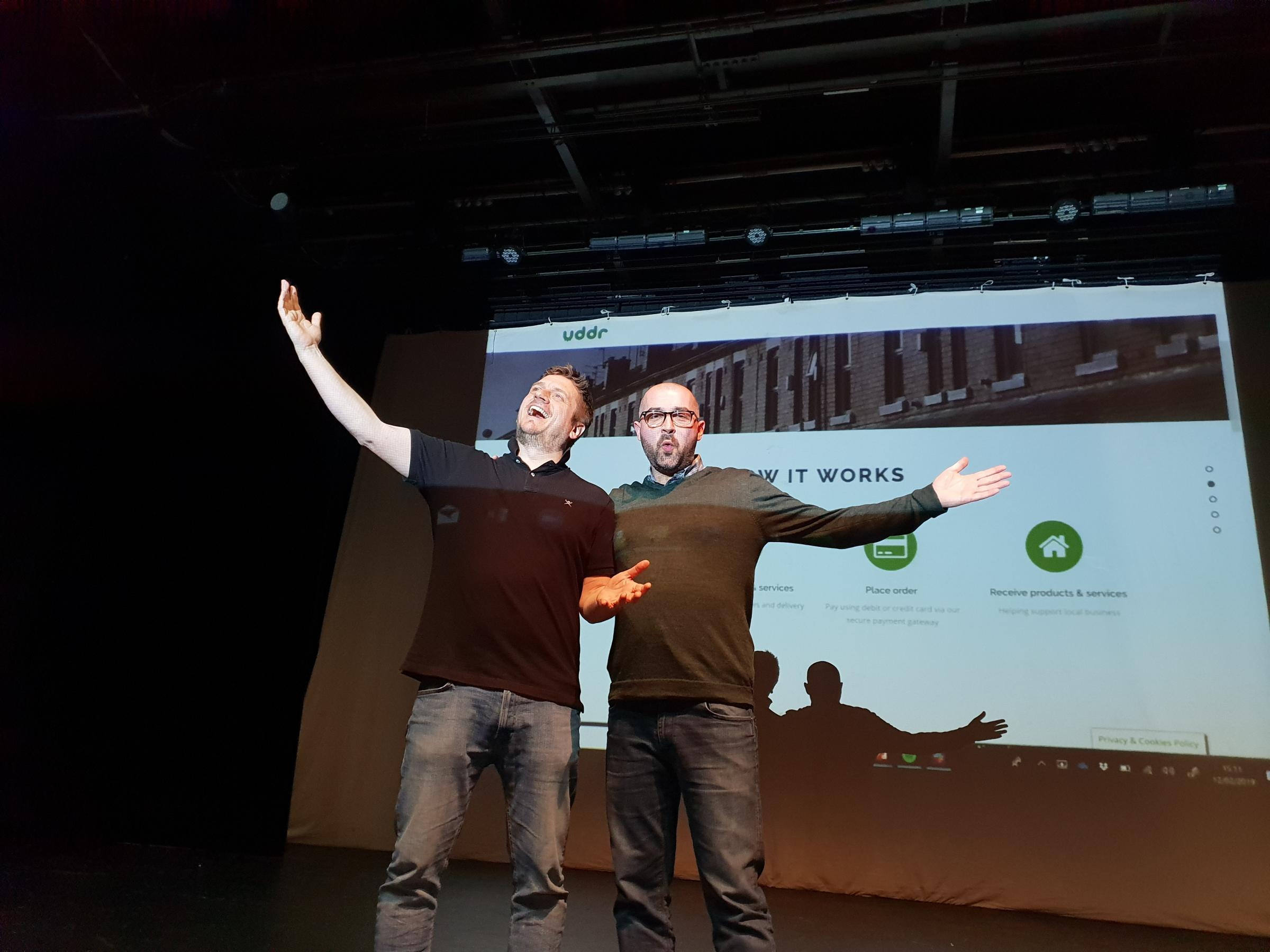 Torfaen based app developers aiming to link local services and suppliers with residents
