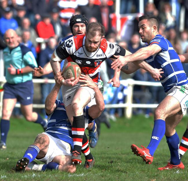 ANOTHER SCALP? Pontypool and Geraint Walsh will attempt to upset Swansea of the Premiership